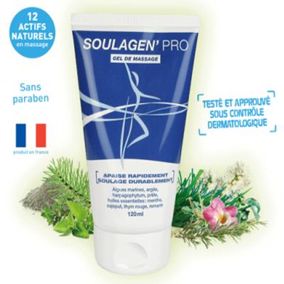 Echantillon Soulagen'Pro 100% naturel