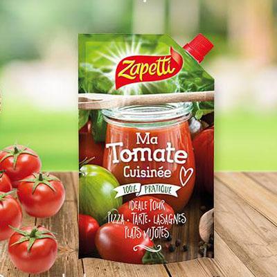 zapetti sauce tomate
