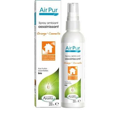30 Sprays Ambiant Aroma à gagner !