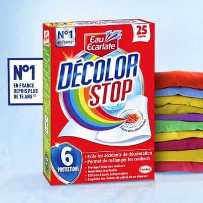 Échantillon Decolor Stop !