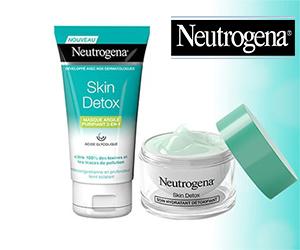 neutrogena produits à tester