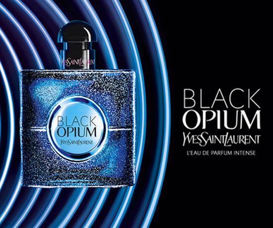 Echantillons de parfum Black Opium Yves Saint Laurent