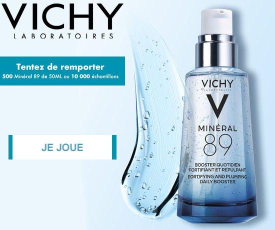 Soin Minéral 89 par Vichy