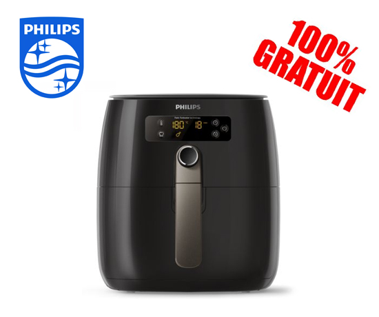 Friteuse Airfryer Philips