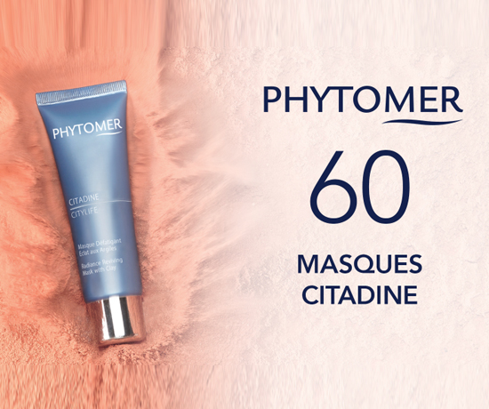 Masque Visage Citadine de Phytomer