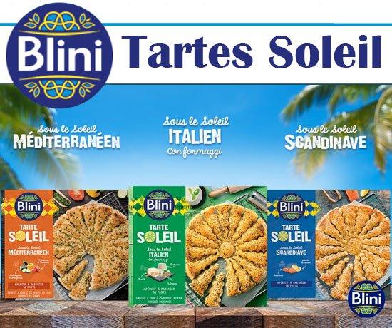 blini tartes soleil
