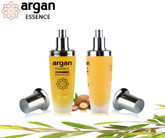 Echantillons d'huile d'Argan