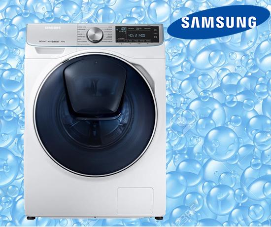 Lave-linge Samsung QuickDrive