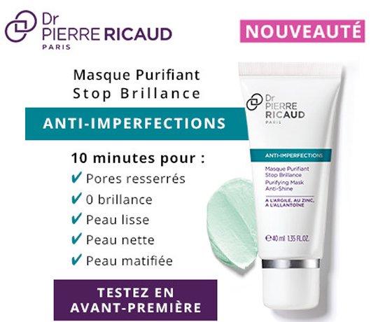 Masque-purifiant Dr Pierre Ricaud