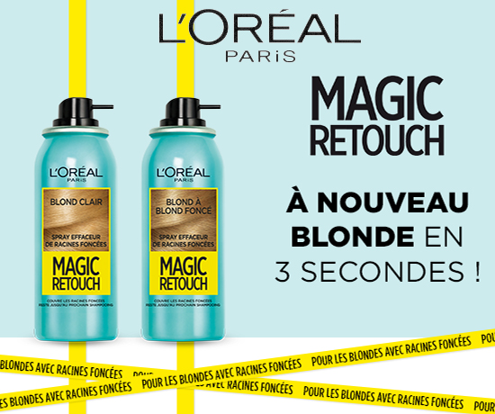 Spray L'oréal Magic retouch