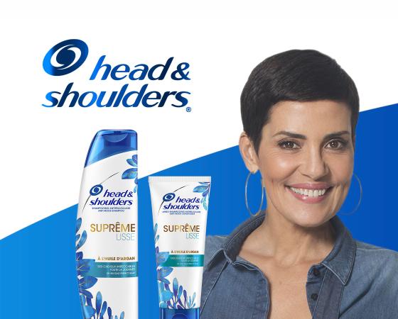Shampoing et après-shampoing Head & shoulders