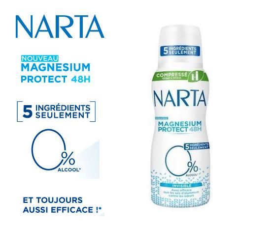 Déodorant Narta Spray