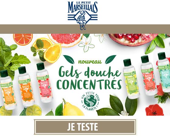 Gel douche Le Petit Marseillais