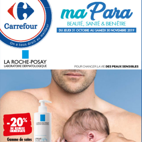 Catalogues-Carrefour-parapharmacie