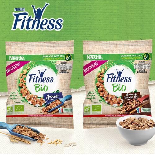 céréales Fitness test gratuit avec TestClub