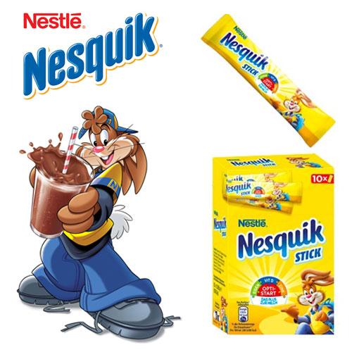 nesquik chocolat poudre ByTestClub TestClub échantillons gratuits