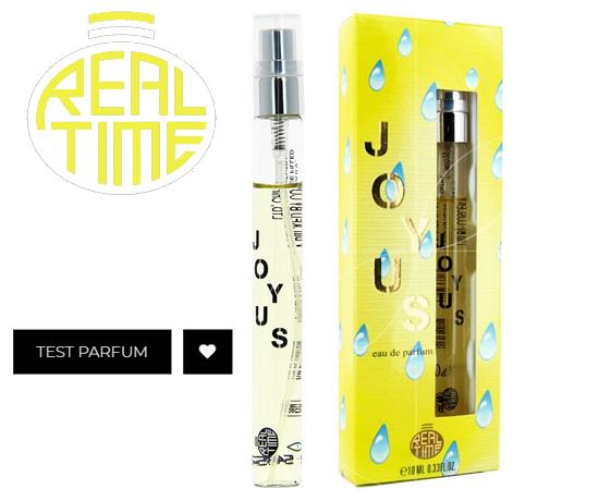 Eau de Parfum Joy Us Real Time gratuit
