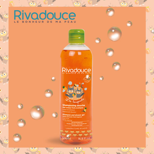 shampoing douche Rivadouce