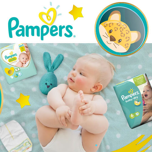 couches et pants pampers baby drive gratuites