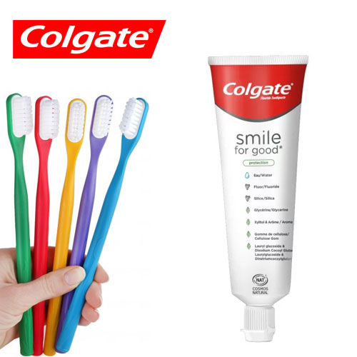 Dentifrice Colgate Smile For Good